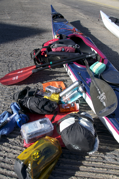 Kayaker's Kit
